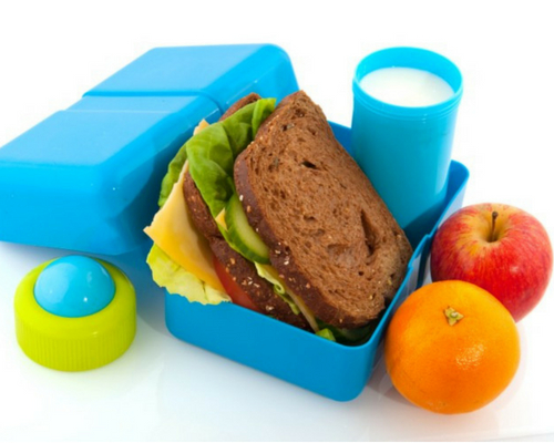 10 Tips for Back-to-School Lunches