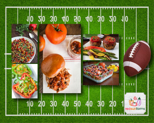 Big Flavors for The Big Game